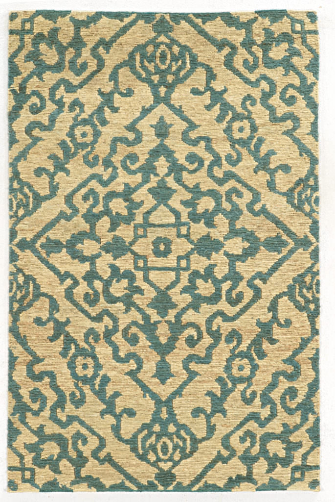 Tommy Bahama Valencia VLC 57703 Beige / Blue Rug