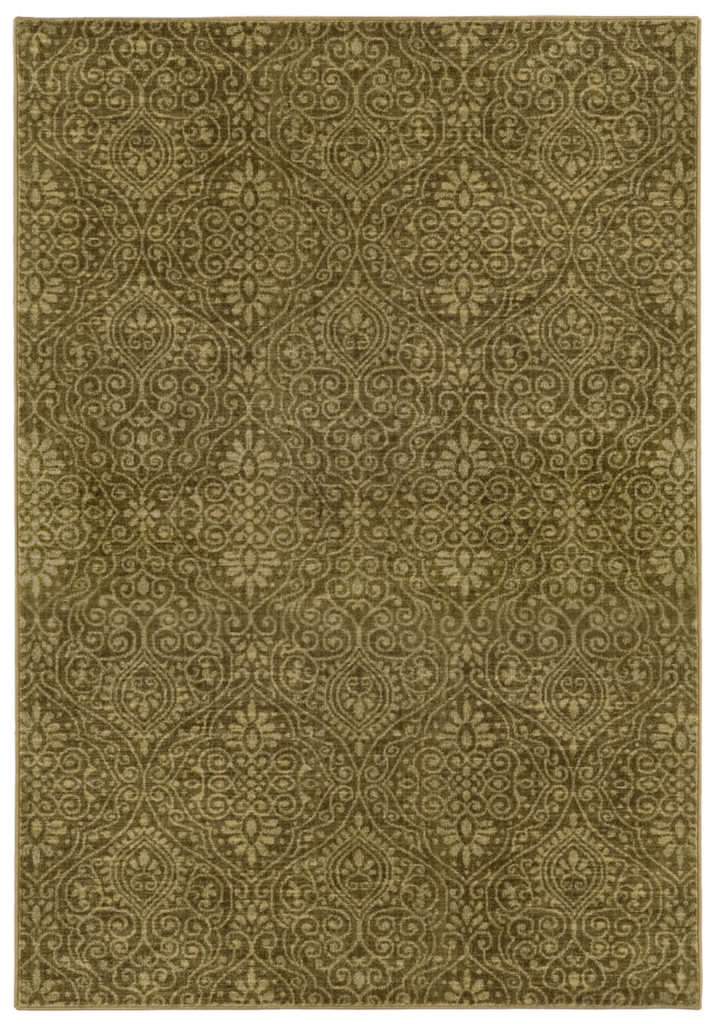 Tommy Bahama Voyage VOY 091P0 Green / Beige Rug