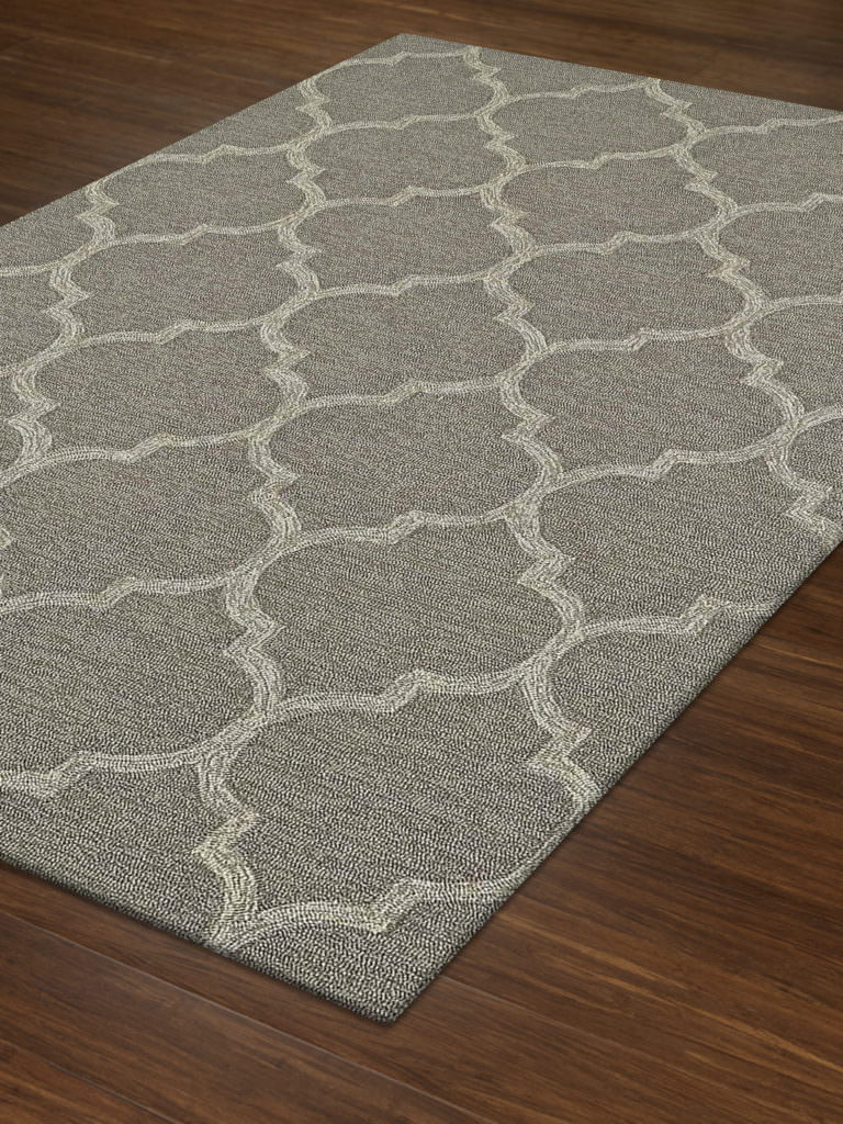 Dalyn Cabana CN12 Khaki Rug Floor View