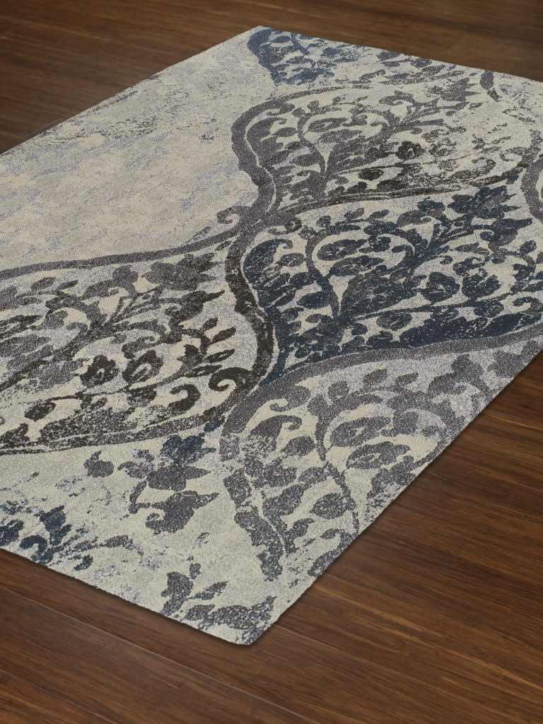 Dalyn Grand Tour GT2060 Linen Rug Floor View