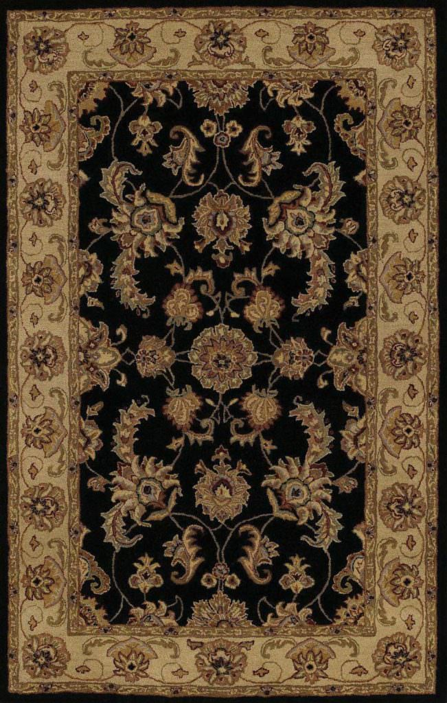 Dalyn Jewel JW1787 Black Rug