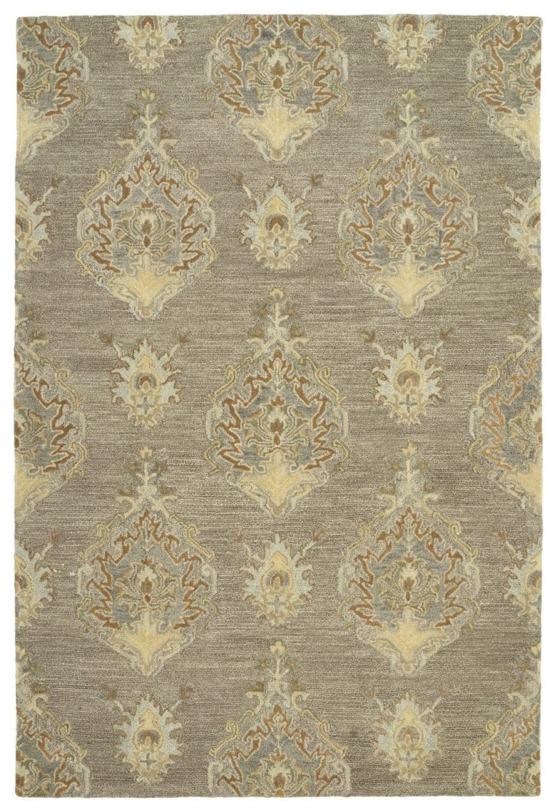 Kaleen Brooklyn 5306-27 Taupe Rug