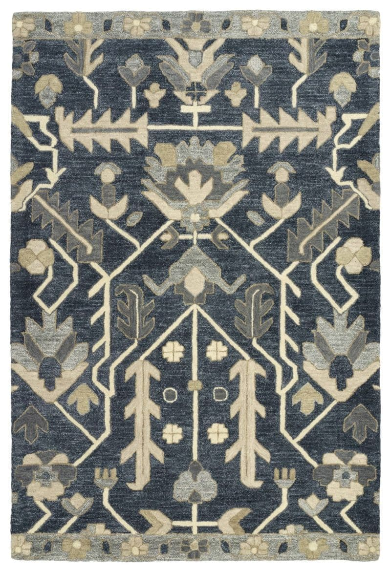 Kaleen Brooklyn 5307-10 Denim Rug