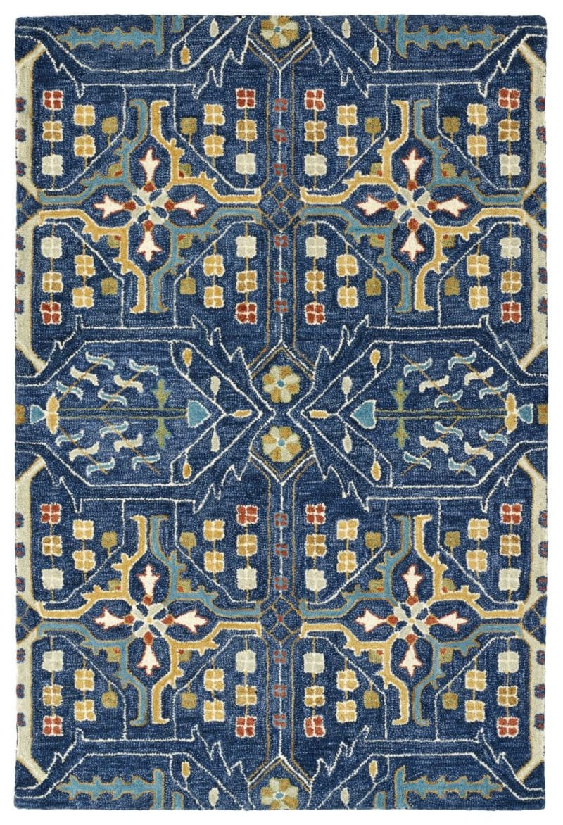 Kaleen Brooklyn 5310-22 Navy Rug