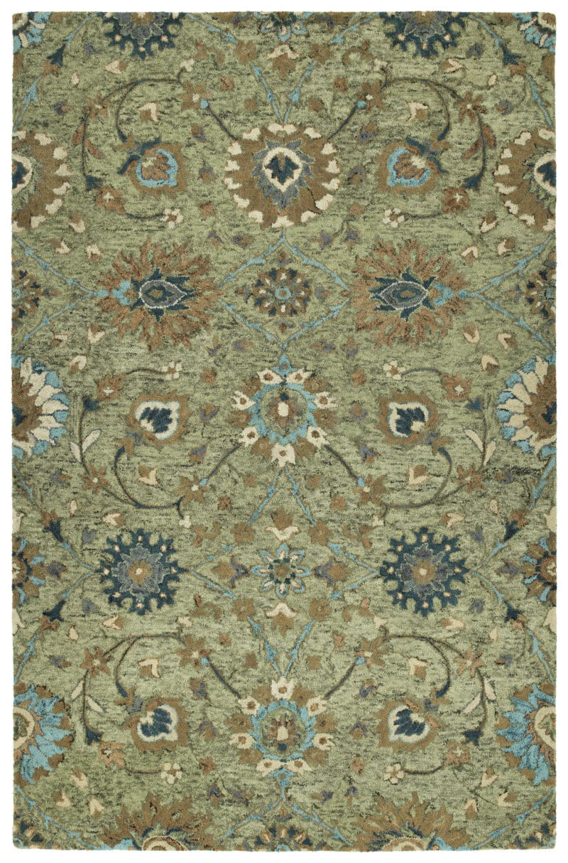 Kaleen Chancellor Collection CHA03-59 Sage Rug