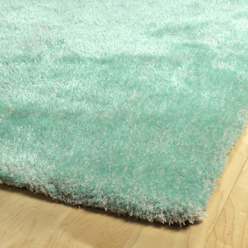 Kaleen It's So Fabulous Collection ISF01-78 Turquoise Rug Close-Up