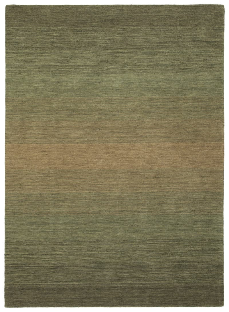 Kaleen Shades Collection SHD01-50 Green Rug Close-Up