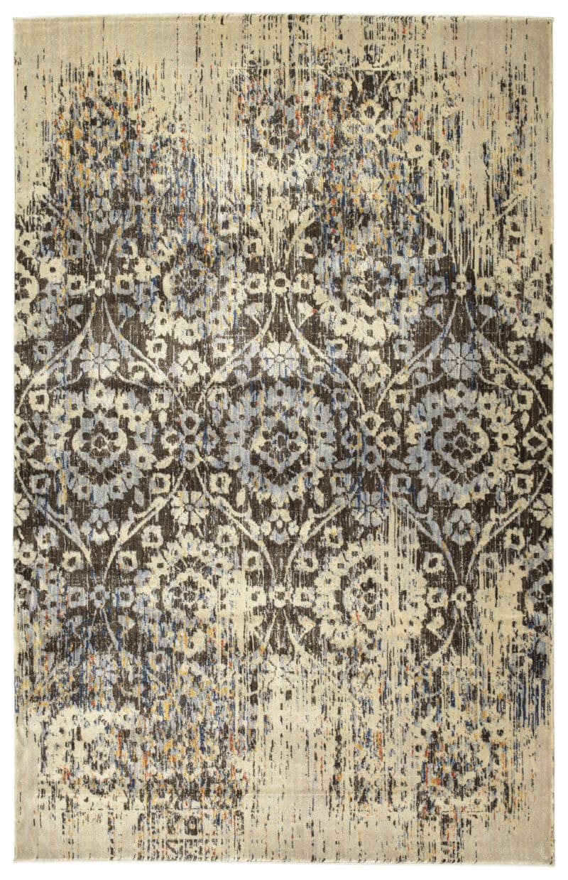 Kaleen Tiziano Collection TZA09-40 Chocolate Rug
