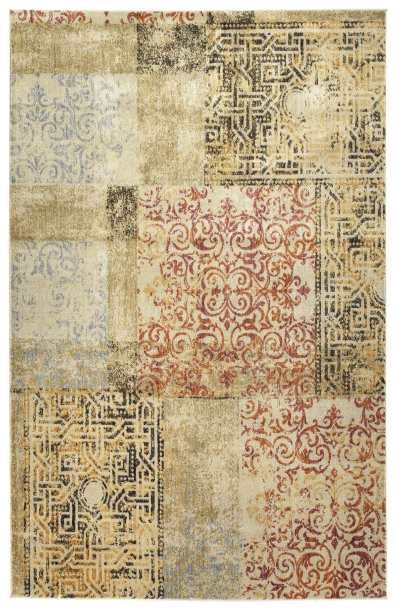 Kaleen Tiziano Collection TZA10-86 Multi Rug